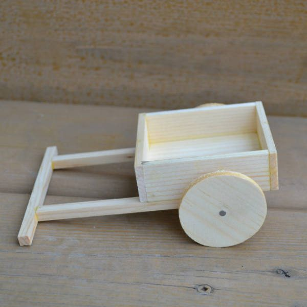 Handcart Model Kit-0