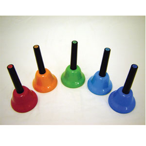 KidsPlay Chromatic Add-On Handbells -162
