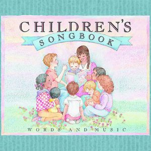 Children's Songbook: Words and Music (set of cd's)-0