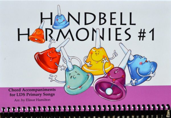 """Handbell Harmonies #1 Group: """"Jesus Once Was a Little Child"""" and """"The Dearest Names""""-257"""